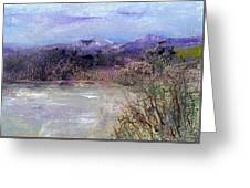 Moorland View 1 Greeting Card