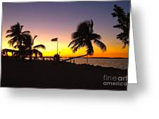 Morada Bay Greeting Card