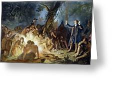 Moravian Missionary Greeting Card