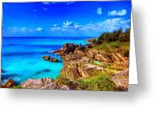 More Bermuda Greeting Card