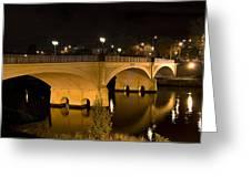 Morell Bridge Greeting Card
