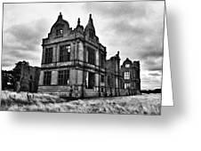Moreton Corbet Castle Greeting Card