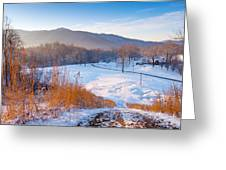 Morgan County Tennessee Greeting Card