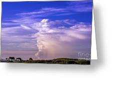 Morning Clouds Greeting Card
