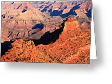 Morning Colors Grand Canyon Greeting Card