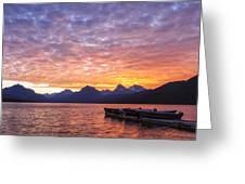 Morning Light Greeting Card by Jon Glaser
