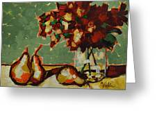 Morning Moment Greeting Card