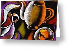 Morning Muffin Greeting Card