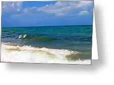 Morning On Boynton Beach 2 Greeting Card by Shawn Lyte