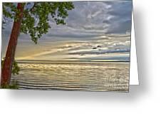 Morning Storm Greeting Card