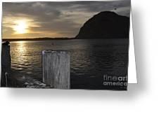 Morro Bay - California Greeting Card