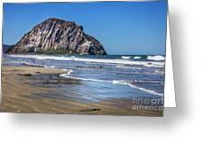 Morro Rock Greeting Card