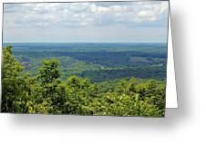 Morrow Mountain  Greeting Card