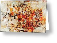 Mosaic 0259 Marucii Greeting Card