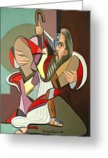 Moses Greeting Card