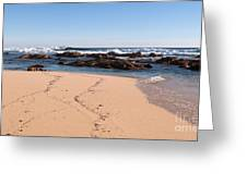 Moses Rock Beach 02 Greeting Card