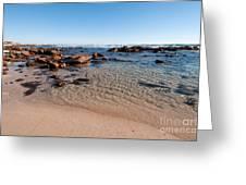 Moses Rock Beach 03 Greeting Card