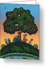 Mother Natures Son II Greeting Card