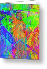 Mother Of Exiles 20130618m120 Long Greeting Card by Wingsdomain Art and Photography
