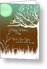 Mother's Nest Greeting Card