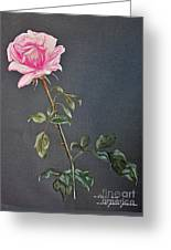 Mothers Rose Greeting Card