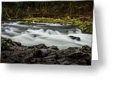 Moulton Falls 1 Greeting Card