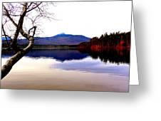 Mount Chocorua Greeting Card