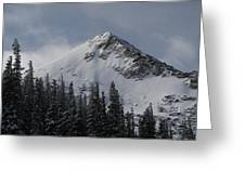 Mount Crested Butte 3 Greeting Card