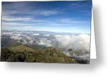 Mount Diablo State Park Greeting Card