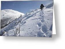 Mount Madison - White Mountains New Hampshire Usa Greeting Card