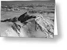 Mount Mckinley - The Great One Greeting Card