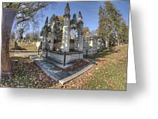 Mount Mora Cemetery 2 Greeting Card