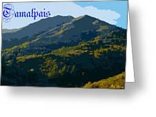 Mount Tamalpais 2013 Greeting Card