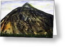 Mount Teide Tenerife  Greeting Card