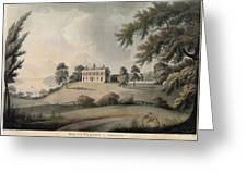 Mount Vernon, 1800 Greeting Card