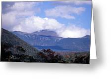 Mount Washington Greeting Card