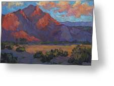 Mountain Majesty Greeting Card
