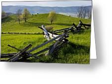 Mountain Spring Greeting Card