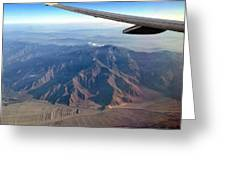 Mountain Top  Greeting Card