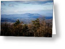Mountain Vista II Greeting Card