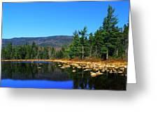 Mountain Waters Greeting Card