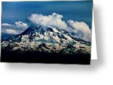 Mountainpuffs Greeting Card