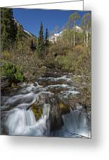 Mountains Co Maroon Creek 1 Greeting Card