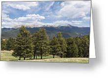 Mountains Co Mueller Sp 1 Greeting Card