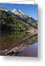 Mountains Co Pyramid 1 Greeting Card