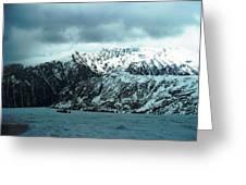 Mountains Greeting Card by Sonya Ragyovska