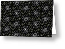 Mourning Weave Greeting Card