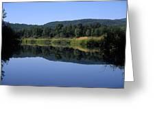 Moyie Lake Greeting Card