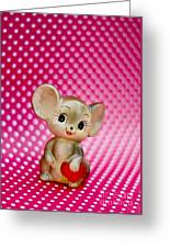 Mr. Mouse Greeting Card