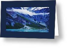 Mt. Barnard Shoreline 4 Greeting Card